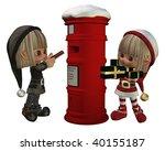 Christmas Elves   Posting...