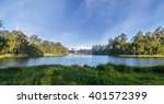 Panorama Of Kodaikanal Lake ...
