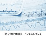 showing business and financial... | Shutterstock . vector #401627521