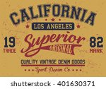 california superior quality... | Shutterstock .eps vector #401630371