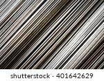old aluminum wire | Shutterstock . vector #401642629