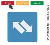 arrow icon jpg | Shutterstock .eps vector #401667079