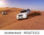 Desert Safari Suvs Bashing...