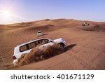Desert Safari Suvs Bashing...