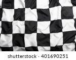 target flag  end of race as a... | Shutterstock . vector #401690251