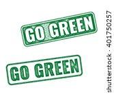 Realistic Green Vector Grunge...