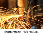 industrial welding automotive... | Shutterstock . vector #401788081