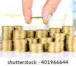 loan. | Shutterstock . vector #401966644