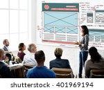 design graphic framework form... | Shutterstock . vector #401969194