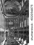 seventeenth century  chapels of ... | Shutterstock . vector #402056875