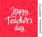 Happy Teacher's Day ...