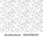 vector seamless pattern. modern ... | Shutterstock .eps vector #402058255
