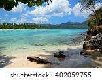 Tropical Samana Beach  Playa...