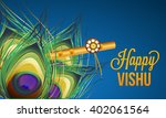 vector illustration of happy... | Shutterstock .eps vector #402061564