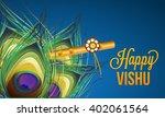 vector illustration of happy... | Shutterstock .eps vector #402061564
