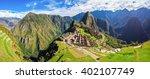 Machu Picchu Or Machu Pikchu I...