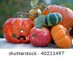 Still Life With Lovely Pumpkin...