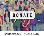 diversity group of people... | Shutterstock . vector #402167689