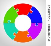 puzzle concept | Shutterstock . vector #402225529
