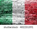 italy flag   Shutterstock . vector #402231391