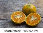orange | Shutterstock . vector #402264691