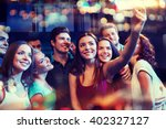 party  technology  nightlife... | Shutterstock . vector #402327127