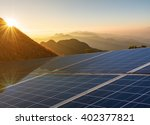 power plant using renewable... | Shutterstock . vector #402377821