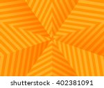 a lot of abstract bright orange ... | Shutterstock .eps vector #402381091