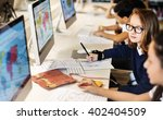 education school student... | Shutterstock . vector #402404509