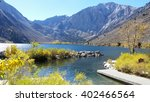 Photo From June Lake  Lake In...
