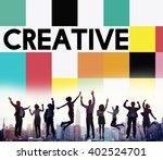creative ideas imagination...   Shutterstock . vector #402524701