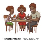 vector cartoon image of a... | Shutterstock .eps vector #402531079