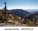 Mt. Baldy View In Los Angeles...