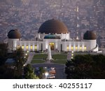 Griffith Park Observatory ...