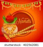 vector illustration of indian... | Shutterstock .eps vector #402562081