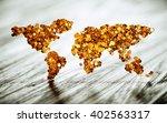 money world   3d rendering...   Shutterstock . vector #402563317