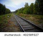 railway | Shutterstock . vector #402589327