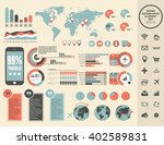 infographic elements icon set...   Shutterstock .eps vector #402589831
