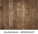 old wooden background. rustic... | Shutterstock . vector #402636169
