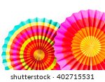 traditional colorful table... | Shutterstock . vector #402715531