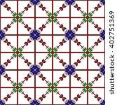 mosaic seamless pattern. vector ...   Shutterstock .eps vector #402751369