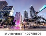 Streets And Buildings Of...