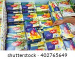 papenburg  germany   august 11  ...   Shutterstock . vector #402765649