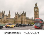 london   2015 november 8  ... | Shutterstock . vector #402770275