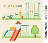 Kids Playground.kindergarten...