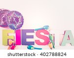 traditional colorful table...   Shutterstock . vector #402788824