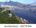 Sugar Leaf Cable Car In Rio De...