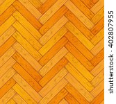 bright wooden parquet ... | Shutterstock .eps vector #402807955