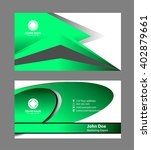 vector abstract creative... | Shutterstock .eps vector #402879661