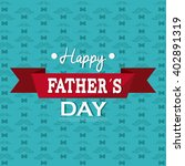 Icon Of Fathers Day Design ...